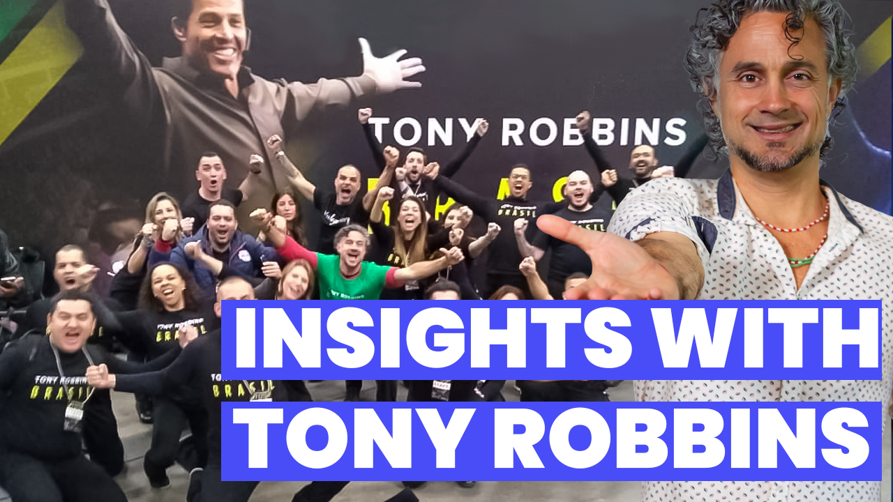 Working for Tony Robbins